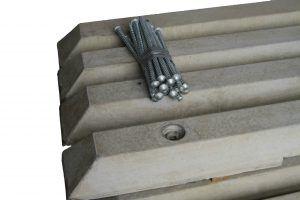 Concrete Wheel Stops AU - 1650mm