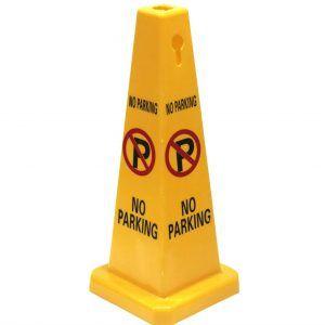 No Parking Cone LZ-005