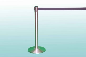 Queue Barrier Stainless Steel