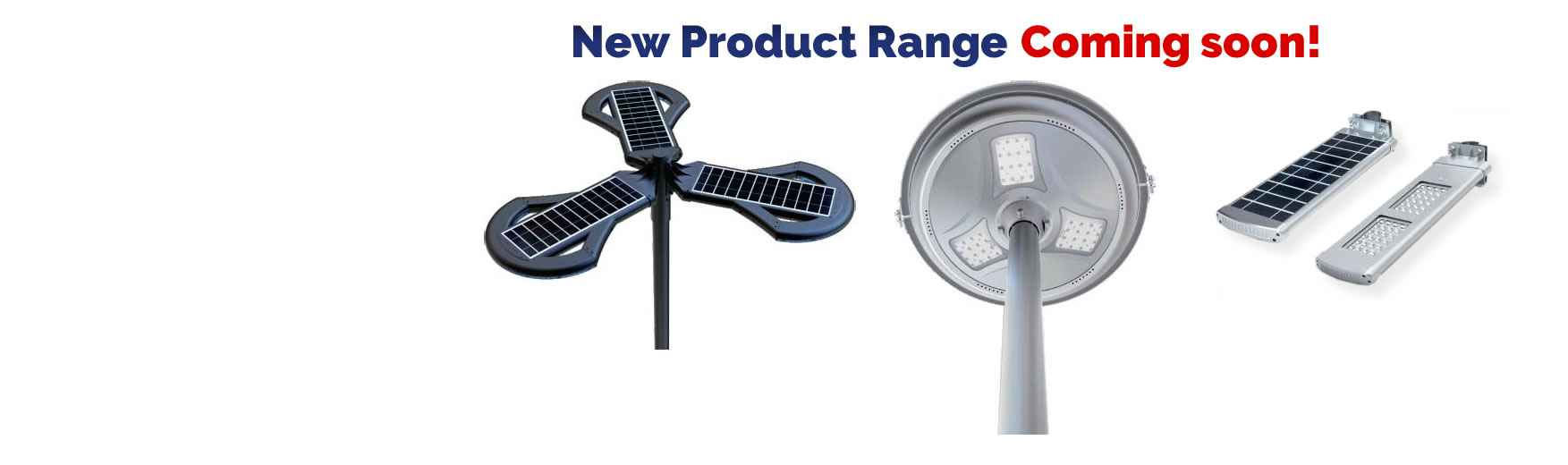 Solar Products Coming Soon