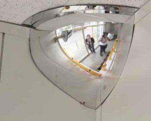 Quarter Dome Mirrors