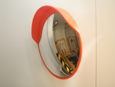 Convex and Dome Safety Mirrors