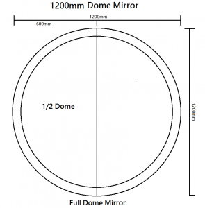 Dome Mirrors