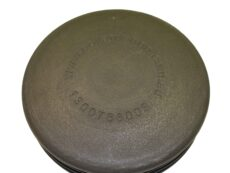 165mm Plastic Cap (Round)