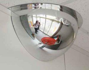 1200mm Half Dome Mirror