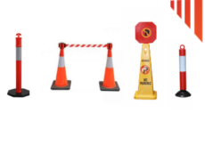 Traffic Cones and Witches Hats